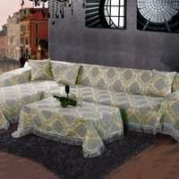 Wholesale Thickening Sofa - Good Quality Sofa Slipcover Thicken Sofa Mat Cushion Non-Slip Sectional Sofa Cover Single Two Three-Seater JC0326