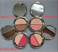 Wholesale Becca Makeup - New Hot Makeup Becca Jaclyn Hill Blush with highlighter Becca x double blush contour 4 color free Shipping
