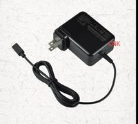 Wholesale Laptop Charger 19v - Wholesale- New 33W 19V 1.75A EU AU US UK AC Adapter Laptop Charger For ASUS X205T X205TA 11.6 Inch Notebook