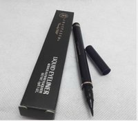 Wholesale free pencil box - free shipping!2018 hot New Arrivals High quality makeup ANASTA-SIA LIQUID waterproof EYELINER HAVE BOX black 2g (1pcs lot)