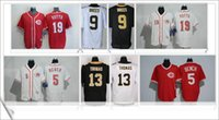 Men sport drawings - Cincinnati Reds Joey Votto Mens Elite Drew Brees Michael Thomas Embroidery Shirts Uniforms Stitched Cheap Sports Pro Team Jerseys