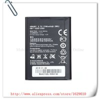 Wholesale Hb4w1 Batteries - Wholesale- Mobile Phone Battery HB4W1 1700mAh Replacement Battery For Huawei Ascend G510 T8951 G520 Bateria Baterij