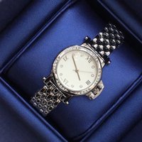 Wholesale Top Fashioned Designs Dresses - 2016 New Model women dress watch gold silver rose gold women wristwatches Top Luxury Design Lady party watch