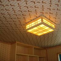 Wholesale Vinyl Ceiling - Wholesale-Chinese Style Imitation Bamboo Weaving 3D Vinyl Moisture Wall Paper For Ceiling Study Room KTV Living Room Decor Wallpaper Roll