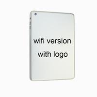 Wholesale Ipad Wifi Back Housing - Battery Door Back Battery Door Back Housing Cover Case For Apple iPad mini A1432 wifi Version New Silver Free Shipping