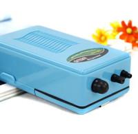 Wholesale Battery Aquarium Air Pump - SB-980 Portable Aquarium Battery Backup Operated Fish Tank Air Pump Aerator Oxygen