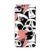iphone kapak kılıfları pandalar toptan satış-9 stilleri Iphone 6/6 s Durumda Hayvanlar Panda Unicorn Şeffaf Silikon Yumuşak Iphone 6 s Kaktüs Kapak Dudaklar Için ...