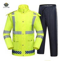 Wholesale Raincoat Women Large - GXYAYYBB Brand Raincoat,rain Pants,Waterproof Motorcycle Bicycle Rain Jacket Suit Poncho Table Size Large Size Fishing Raincoat