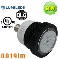 Wholesale High Wattage Led Light Bulbs - E40 E39 60W LED Corn Bulb high bay LED indoor ceiling lighting 3030SMD 100-277v high power wattage retrofit warehouse shopping mall lighting
