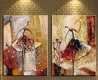 Wholesale Modern Abstract Huge Wall Ornaments - MODERN ABSTRACT HUGE WALL ORNAMENTS CANVAS ART OIL PAINTING(NO framed)