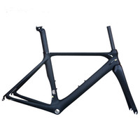 Wholesale Di2 Road Bike - Carbon Road Bike Frame 2016 Di2 and Mechanical47 50 53 56mm Super Light carbon road Frame+Fork+headset carbon bicycle frame