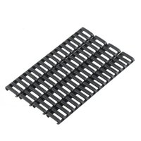 """Wholesale Cover For Quad - 4 Ladder Rail Cover Fit For Weaver Picatinny 7"""" Quad F00256"""