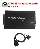 gm obd usb-kabel großhandel-Original OBD II Adapter Plus OBD-Kabel Funktioniert mit CKM100 und DIGIMASTER III für die Schlüsselprogrammierung