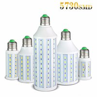 Wholesale Ultra bright Led Corn light E27 B22 SMD V W W W W W W W LED bulb degree Lighting Lamp