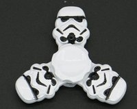 Metal speed stars - High quality for star war Alloy Finger Spinner Cheap High Speed Hand Spinner Ultra Fast Cartoon Game Fidget Spinner Metal Relieve