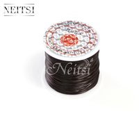 Wholesale Hair Crystals Extensions Wholesale - Wholesale-Promotion 1pc Black Elastic Threads line for Hair Extension  Crystal line for Hair Extension Hair Tools Hair Accessories