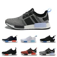 Wholesale Cheap Bowls Shoes Mens - 2017 Cheap Online Wholesale NMD R1 Primeknit PK Men's & Women's Sports Outdoors boost,discount mens Athletic snea Athletic Running Shoes