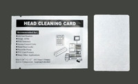 Wholesale Magnetic Cards Reader - 100 PCS Credit Card MSR Head Cleaner Cleaning Card for Magnetic Stripe Reader NEW