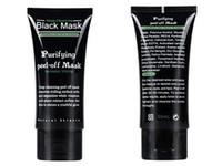 черная глубоко очищающая маска для лица оптовых-Lx Shills Peel-off маски для лица Глубокое очищение Черная маска 50 мл Черноголовых маска для лица Pore Cleaner Dyy daub маска очищающая матовая