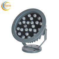 focos de jardín de alta potencia al por mayor-12W LED Proyectores de alta potencia Proyector LED Focos para exteriores Proyector LED Luces de jardín Luces de inundación 12W 18W Blanco / Blanco cálido