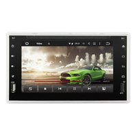 Wholesale X Radio Tuner - 2Din Quad Core Android 5.1.1 Universal Car DVD Player Radio DAB+ 3G 4G WIFI GPS Map For Nissan x-trail tiida qashqai