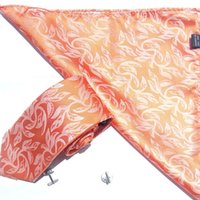 Wholesale Mens Wide Ties - PaisleyTie Polka Microfiber Necktie Wedding tie Special Heavy Cotton Wrapped interlining Mens Necktie+Hanky+Cufflink Sets Matching Colors