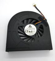 hp laptops cpu fan al por mayor-Nueva computadora portátil original de refrigeración del ventilador del radiador del ventilador para HP Probook 4520 4520s 4525s 4720S KSB0505HB-9H58 DC5V 0.40A