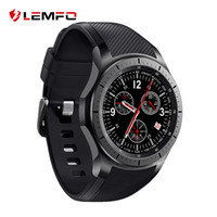 for iOS - Apple blood fashion watches - New Fashion LEMFO LF16 Android OS Smart Watch G WIFI MTK6580 MB GB Wristwatch Smartwatch for Android IOS Gear S3 Phone