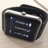 Wholesale Answer Gear - Newest bluetooth smart health phone watch with sim card smartwatch for apple samsung gear gt08 wearable device phone