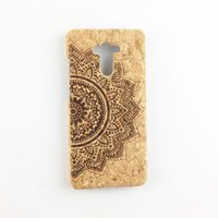 Wholesale Hard I Phone Cases - U&I Mobile Phone Protection Shell Mobile Phone Cover Case for Xiaomi Redmi 4 Pro Hard PC Wood Case