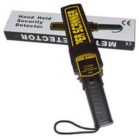 Wholesale Best Cheap Gps - Hot cheap price best long range handheld metal detector Waterproof Sensitivity GP-3003B1 Professional Super Scanner Tool Finder