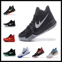 Wholesale Kids Heels For Sale - Kyrie 3 kids shoes for sale wholesale Kyrie Irving Children sneakers With Box Drop Shipping size 36-40