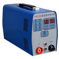Wholesale Welders Machine - YJHB-2 Micro TIG Repair welder resistance welding machine 0.2mm thickness welding