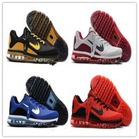 Wholesale Top Shoes For Baby - 2017.5 maxes KPU running shoes for men 2017 maxes sports shoes top quality 2017 maxes sneaker Baby, Kids free shipping