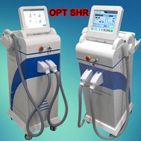 Wholesale Equipment For Facial Treatment - beauty machine ipl permanent hair removal opt shr e light hair machine facial care equipment fast treatment for acne therapy