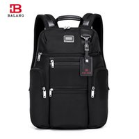 Wholesale College Korean Backpack - Wholesale- 2017 BALANG Designers Brand High Quality Oxford Waterproof Men Travel 14 15.6 Laptop Backpack Unisex Casual College Luggage Bags