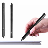 Wholesale resistive tablet - New Touch Screen Pen 2in1 Universal Stylus For iPhone 7 7s iPad Samsung Galaxy Tablet Phone PC 123002