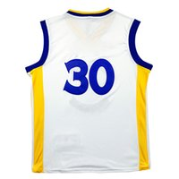 Wholesale Top Sale Cheap Jerseys - 2017 Top sales 100% stitched Men #30 C y Basketball jersey,Cheap Youth Kid C y #30 jersey Throwback embroidery Logos jerseys Free Shipping