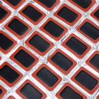 patchs de pneus de vélo achat en gros de-48 Pcs / Set Vélo Crevaison Patch Vélo Moteur Moto Pneu Pneu Tube En Caoutchouc Puncture Patches Professionnel de Réparation de Vélo Kits