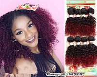 6A Brazilian Loose Wave Virgin Cheap Hair Bundles Real Human Brazilian Hair Loose Deep Wave 8-20inches extension profonde des ondes humaines