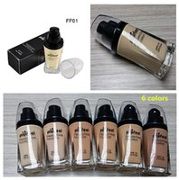 Natale 120 Popfeel Liquid Concealer Flawless Foundation Nuovo arrivo Cosmetics Makeup Foundation NYX Foundation trucco da sposa