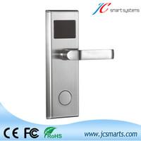 Wholesale Hotels Door Lock - Wholesale- Digital electric hotel lock best hotel electronic door locks for hotel room intercom security