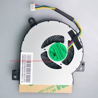 Wholesale Genuine Amd Coolers - Wholesale- New 1215N cpu fan for ASUS EPC VX6 cooler 1215CT 1215B EPC 1215T 1215P fan Brand new genuine 1215N VX6 laptop cpu cooling fan