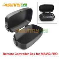 Wholesale Hard Casing 3d Printings - Wholesale- 3D Printed Remote Controller Storage Bag Box Case for DJI MAVIC PRO