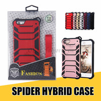 Wholesale cell phone hanging case online – custom For Galaxy Note Cases Hybrid PC TPU Armor Cell Phone Back Cover with Hanging Rope Sling for iPhone X with Retail Packaging