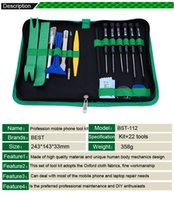 Wholesale Good Laptops - Good Reapair Tools BST-112 Screwdriver BEST 22 Items in 1 Screwdriver Set Screwdriver kit for mobile phone and Laptop With Free Shipping