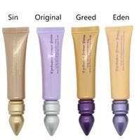 Wholesale Eden Primer - Free Shipping! 1pcs New Cosmetics makeup Eye shadow Make up Eden Original eyeshadow Liquid Concealer primer potion Concea 11ML Free Shipping