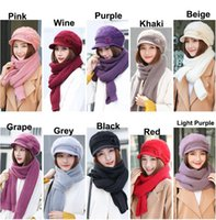 Wholesale Rain Duck - Hooded Winter Duck Cap Outdoor Hood Cap Hooded Skim Hat Rabbit fur Cap Hooded Winter Hood Set Hat