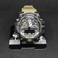 Wholesale Gold Mens Digital Watches - 2017 Trend Design Quartz Watch China Gift Items Sports Wristwatch G Military Fashion Modern Waterproof watches Mens Digital Hot Sale Clock