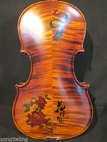 Wholesale Strad Style SONG Brand master inlaid violin huge and powerful sound